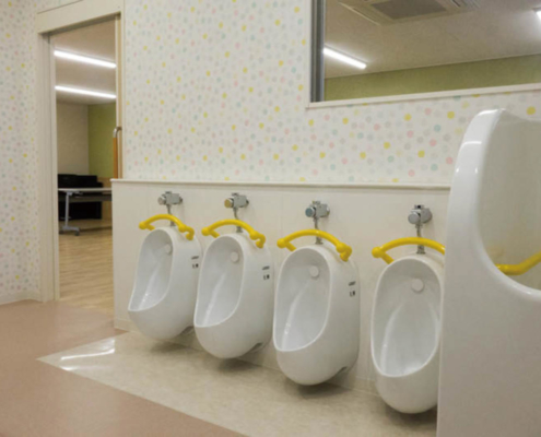 エチュード上野台 トイレ